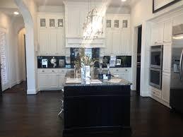 ideas gorgeous black and white kitchen design dark wood laminate