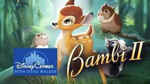 bambi ii disneycember