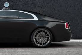 rolls royce wraith modified modulare wheels rolls royce wraith 22
