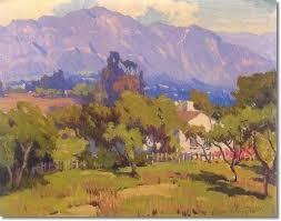 Impressionist Landscape Painting by 42 Best California Impressionists Images On Pinterest Landscape