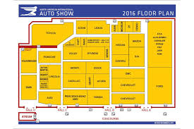 cobo hall floor plan rediscover naias 2016 show floor map revealed naias