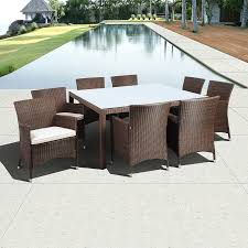 Wicker Dining Patio Furniture Compare Prices On Resin Wicker Dining Chairs Online Shopping Buy