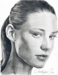 realistic pencil portrait mastery home study course by christopher sia