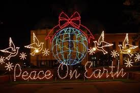 entracing outdoor commercial christmas decorations wellsuited