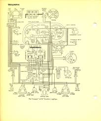 wiring schematics and diagrams for triumph tr6 diagram gooddy org