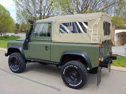 land rover 1990 1990 land rover defender for sale classiccars com cc 988997