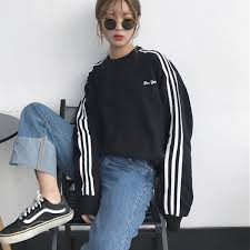 aliexpress com buy sweatshirt femme 2017 autumn korean style