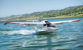 hibious light sport aircraft we go for a flight in the amphibious icon a5 airplane amigos