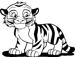 snow tiger coloring page cute kitten coloring pages free printable cat black and white girly