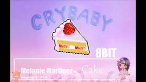 melanie martinez cake 8 bit youtube