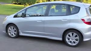 2013 10best cars honda fit 2011 honda fit sport review youtube