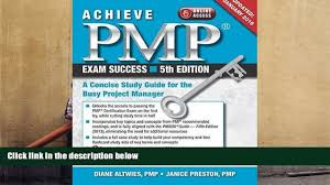 project management professional study guide pdf free download