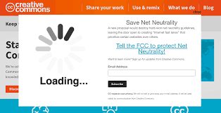 here u0027s how the internet u0027s net neutrality day of action unfolded