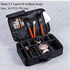 professional makeup artist organizer aliexpress buy makeup bag organizer professional makeup