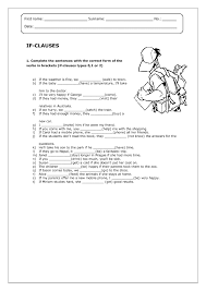 48 free zero conditional worksheets