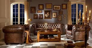 canapé chesterfield cuir vieilli design d intérieur salon chesterfield cuir quelle couleur choisir