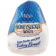 fresh whole turkey honeysuckle white whole turkey breast fresh self basting bone in