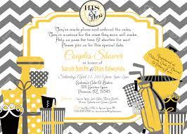 couples wedding shower invitations lilbibby com
