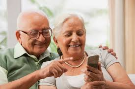 how to text for grandparents