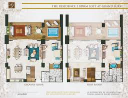 2 bedroom floor plans floor plans grand luxxe residence