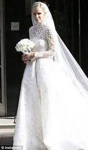 about town nicky hilton swaps wedding gown for sparkly dress