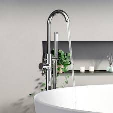 orchard matrix freestanding bath filler tap victoriaplum com