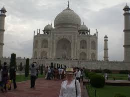 stephanie weyant writer producer creator india agra taj mahal