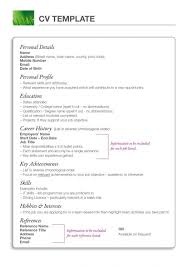 resume examples certification sample intended for example of