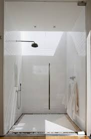 bathroom huge shower dream shower cool features 2017 subway tile