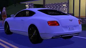 bentley purple fresh prince creations sims 3 2013 bentley continental gt speed