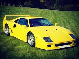 f40 bhp lifersblog on birthday f40 30 years and