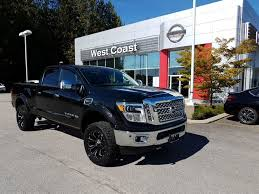 truck nissan titan 2017 nissan titan xd truck for sale in vancouver maple ridge bc