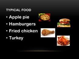 traditions holidays and typical food usa usm uk