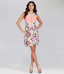 gorgeous for kentucky oaks gianni bini flora sleeveless dress