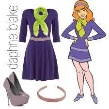 Daphne Halloween Costume Daphne Scooby Doo