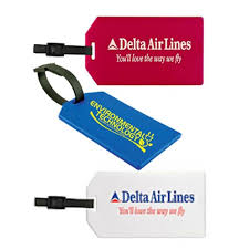 Business Card Luggage Tags Laminated Luggage Tags Travel Tags Promotional Baggage Id Tags Logo Items