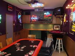 decorating ideas cool game room design ideas with brown billiard