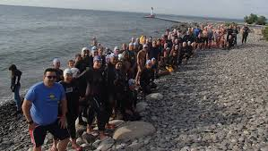 What Is Comfortable Water Temp For Swimming L O S T Swimming Lake Ontario Swim Team Open Water Swimming