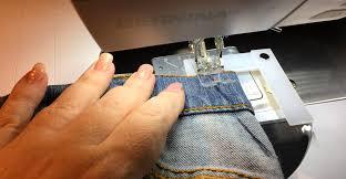 make do mend or remake your favorite blue jeans weallsew