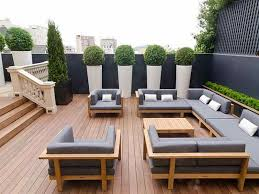 Outdoor Wood Patio Furniture Modern Contemporary Patio Furniture Home Ideas Collection