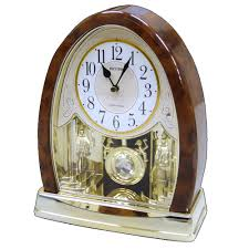 Bling Alarm Clock Expressions Of Time Clockshops Com Rhythm Musical Clocks