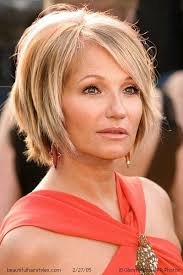 25 celebrity hairstyles for women over 40 ellen barkin layered