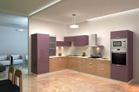 purple and beige are these the colours for your kitchen