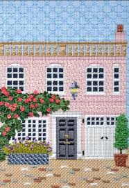 422 best needlepoint houses images on pinterest needlework