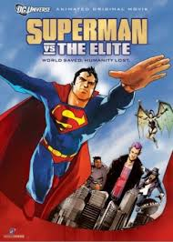 Superman Vs The Elite.2012