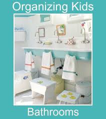 organizing ideas for bathrooms bathroom organization ideas