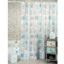 seaside seashell coastal shower curtain apartments bath and room