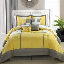 Grey And Yellow Duvet Yellow Duvet Cover King Size Home Design Ideas