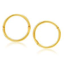 sleepers earrings gold plated sleeper earrings 80159700 jewellery shiels jewellers