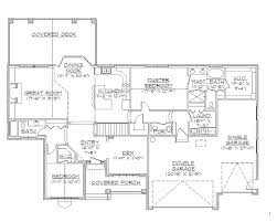 walkout house plans rambler style house plans warm 14 agreeable print this floor plan